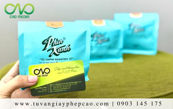 Dịch vụ làm công bố chất lượng sản phẩm cà phê tại Hà Nội